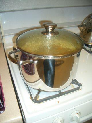 Chicken Noodle soup 001